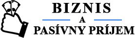 Biznis a Pasívny príjem Logo