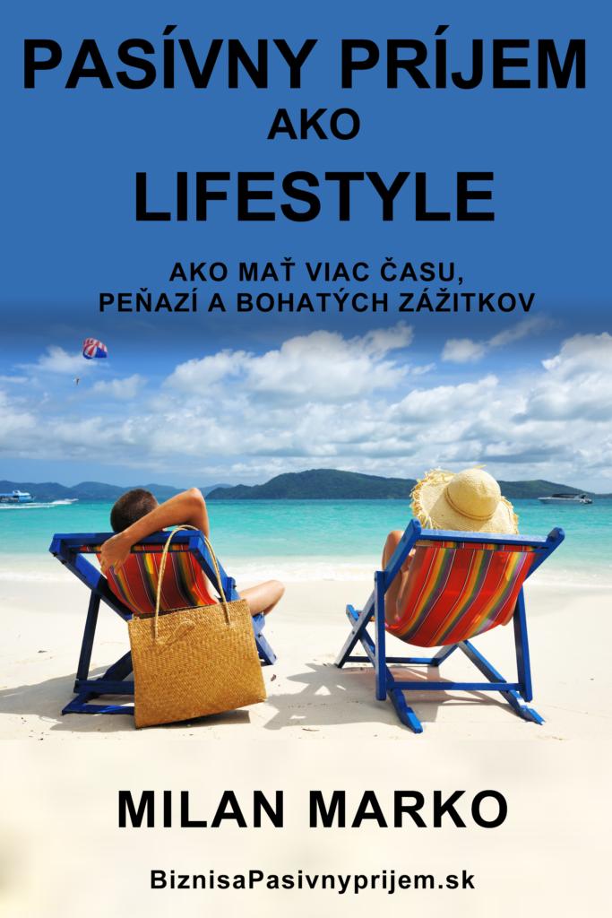 eBook - Pasívny príjem ako Lifestyle